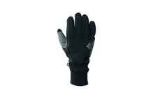 Vaude Softshell Gloves black